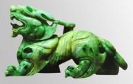 Tỳ hưu đá xanh